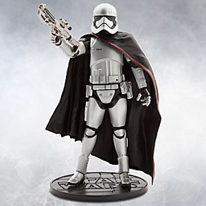 Captain Phasma Elite Series Die Cast Action Figure - 7 1/4 - Star Wars: The Force Awakens