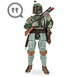 Boba Fett Talking Figure - 13 1/2 - Star Wars