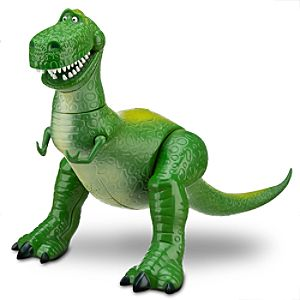 Rex Talking Action Figure - 12
