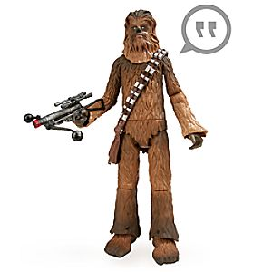 Chewbacca Talking Figure - 15 1/2 - Star Wars: The Force Awakens