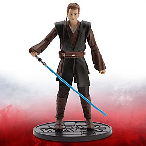 Anakin Skywalker Elite Series Die Cast Action Figure - 6 1/2