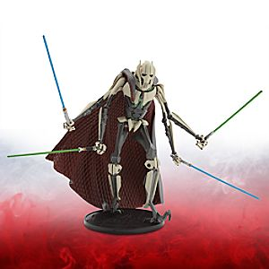 General Grievous Elite Series Die Cast Action Figure - 7 1/4 - Star Wars