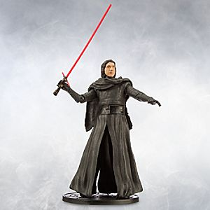 Kylo Ren Unmasked Elite Series Die Cast Action Figure - 7 - Star Wars: The Force Awakens