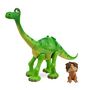 Arlo with Spot Action Figure - The Good Dinsosaur