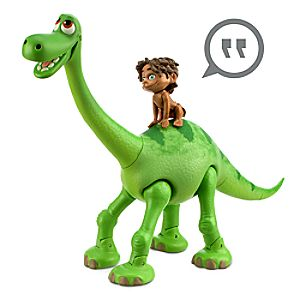 Arlo Animated Talking Figure with Spot - The Good Dinosaur