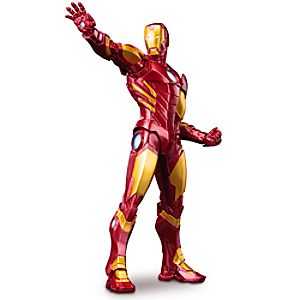 Iron Man Avengers Now ARTFX+ Figure by Kotobukiya - Red Color Variant