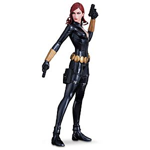 Black Widow Avengers Now ARTFX+ Figure by Kotobukiya