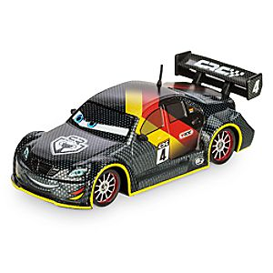 Max Schnell Die Cast - Carbon Racers Series