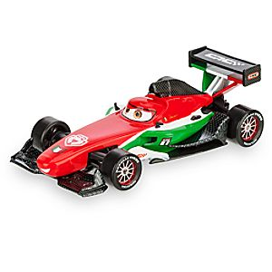 Francesco Bernoulli Die Cast - Carbon Racers Series