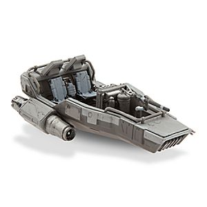 Star Wars: The Force Awakens First Order Snowspeeder Die Cast Vehicle