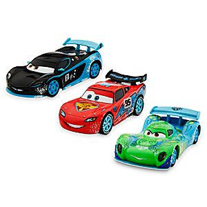 Cars Ice Racers Die Cast Set