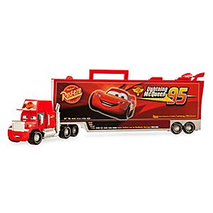Mack Die Cast Carrier and Racers Set