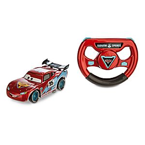 Lightning McQueen Ice Racing Remote Control Vehicle - 6