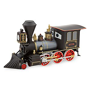 Muir Deluxe Die Cast Train - Planes: Fire & Rescue