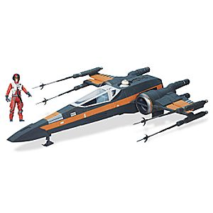 Poe Dameron X-Wing Fighter - Star Wars: The Force Awakens
