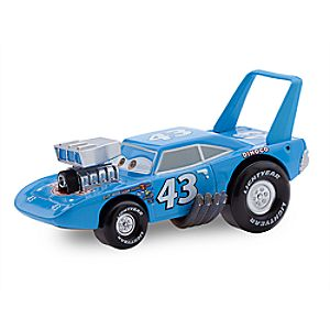 The King Die Cast Car - Hot Roddin Series