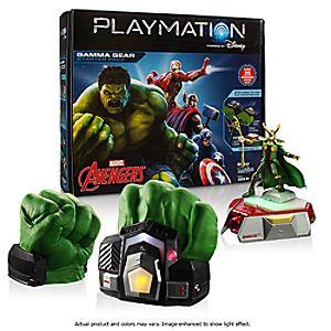 Playmation Marvel Avengers Gamma Gear Starter Pack
