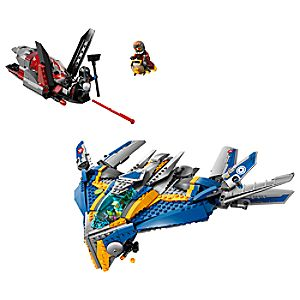 The Milano Spaceship Rescue Playset by LEGO - Guardians of the Galaxy