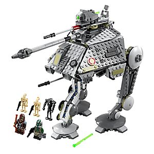 AT-AP Playset by LEGO - Star Wars