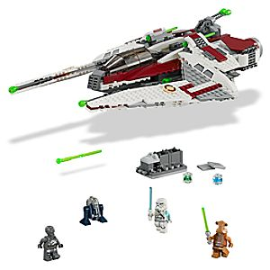 Jedi Scout Fighter Playset by LEGO