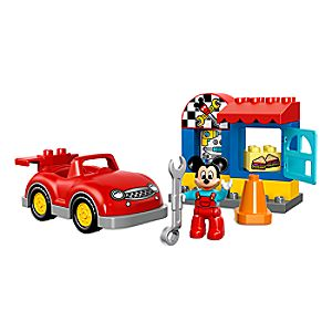 Mickey Mouse Clubhouse Mickeys Playset LEGO Duplo Playset