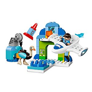 Miles From Tomorrowland: Miles Stellosphere Hanger LEGO Duplo Playset