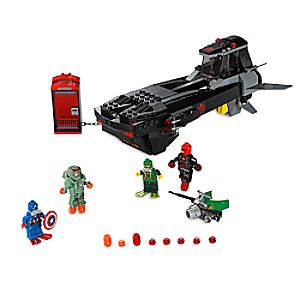 Iron Skull Sub Attack Playset by LEGO - Marvel Avengers