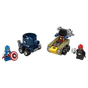 Mighty Micros: Captain America vs. Red Skull Playset by LEGO