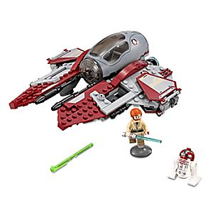 Obi-Wans Jedi Interceptor Playset by LEGO - Star Wars