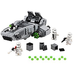 First Order Snowspeeder Playset by LEGO - Star Wars: The Force Awakens
