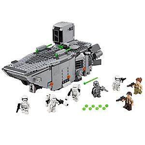 First Order Transporter Playset by LEGO – Star Wars: The Force Awakens