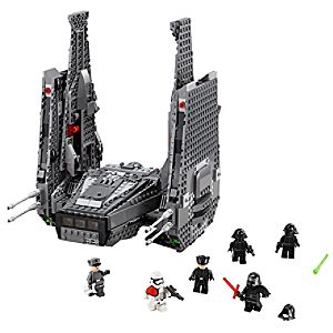 Kylo Rens Command Shuttle Playset by LEGO - Star Wars: The Force Awakens