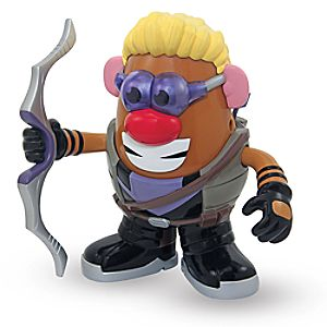 Hawkeye Mr. Potato Head Play Set - Collectors Edition