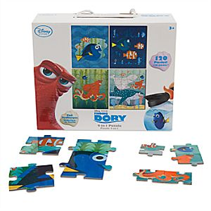 Finding Dory 4 in 1 Puzzle