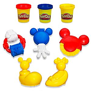 Mickey Mouse Clubhouse Mouskatools Play-Doh Play Set