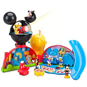 Mickey Mouse Clubhouse Deluxe Play Set