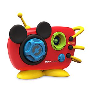 Mickey Mouse Imagicademy Shape Blaster Boombox