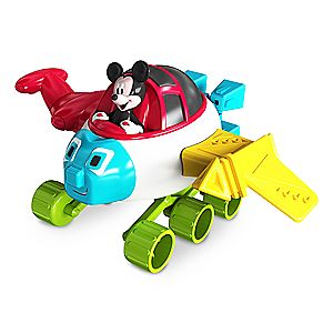 Mickey Mouse Imagicademy Rocket Builder
