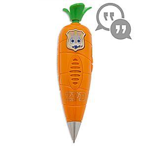 Carrot Recorder Pen - Zootopia