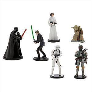 Star Wars Figure Play Set