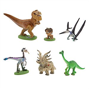 The Good Dinosaur Figure Play Set