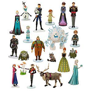 Frozen Mega Figure Play Set