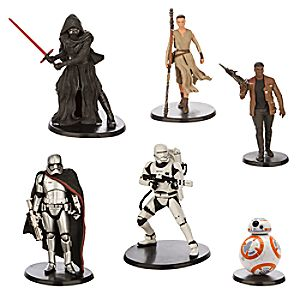 Star Wars: The Force Awakens Figure Play Set