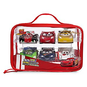 Cars Bath Toy Set