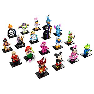 LEGO Disney Minifigures - 1 1/2 Figure