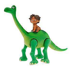 Arlo and Spot Wind-Up Toy - The Good Dinosaur