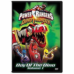 Power Rangers: Dino Thunder Volume 1 DVD