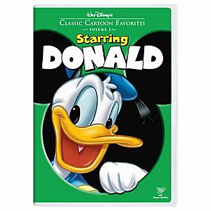 Walt Disneys Classic Cartoon Favorites: Starring Donald DVD