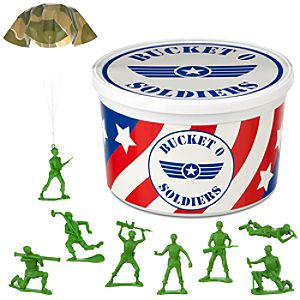 Toy Story Bucket O Soldiers Set