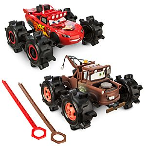 Lightning McQueen & Mater All Terrain Vehicles